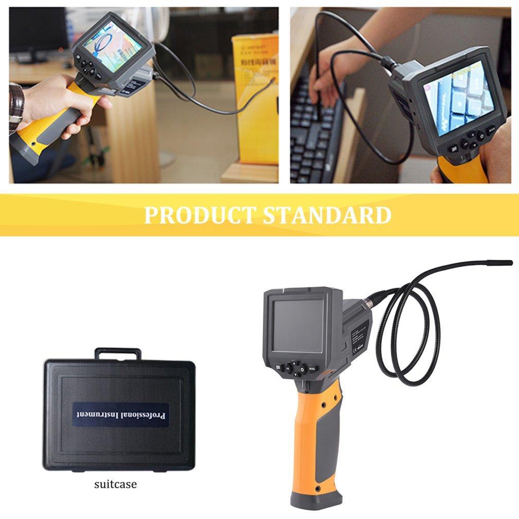 Vậy tiêu chuẩn nào để lựa chọn thiết bị quan sát nội soi công nghiệp phù hợp nhất? Camera quan sát là điều lựa chọn ưu tiên:  Thông thường, nếu camera nội soi có kích thước nhỏ sẽ dễ dàng luồn vào các vị trí khuất để giúp thợ kỹ thuật dễ quan sát và rà soát xung quanh. Vậy, thông số kỹ thuật này khoảng bao nhiêu thì có thể dùng được? Theo khảo sát, đường kính của camera có cấu tạo dưới 10mm thì bạn có thể thích hợp cho việc lựa chọn sử dụng với công việc kiểm tra, sửa chữa linh kiện ô tô, bảo trì các thiết bị  Dây cáp dài bao nhiêu là thích hợp?  Với kiểm tra, sửa chữa ô tô, bảo trì các thiết bị khác thì một chiếc camera nội soi chỉ cần có chiều dài cáp dưới 2 mét là có thể đáp ứng công việc của bạn. Trong trường hợp dây quá dài sẽ khiến bạn khó điều chỉnh, cũng làm bạn gặp một số khó khăn khi bảo quản khi không có nhu cầu sử dụng tới  Kích thước Endoscope ở dạng như thế nào để tiện lợi khi sử dụng  Thông thường, Endoscope mini camera nội soi thường dùng trong công việc này phải là sản phẩm cầm tay bởi vì đặc thù công việc cần di chuyển và kiểm tra ở các vị trí, các mẫu khác nhau. Vậy, nếu công việc của bạn là kiểm tra, sửa chữa ô tô, bảo trì các dụng cụ, thiết bị thì bạn nên chọn loại máy dạng cầm tay vì nó có trọng lượng gọn nhẹ, bạn có thể dễ dàng mang theo và điều chỉnh theo mong muốn sử dụng. Rất tiện lợi và không quá cồng kềnh cho người sử dụng